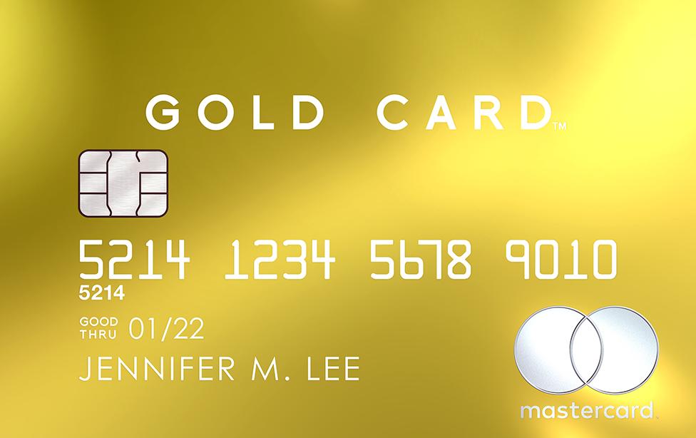 Mastercard® Gold Card™ (ラグジュアリーカード ゴールド)